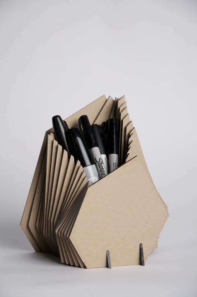 Pen Holder, Product Design